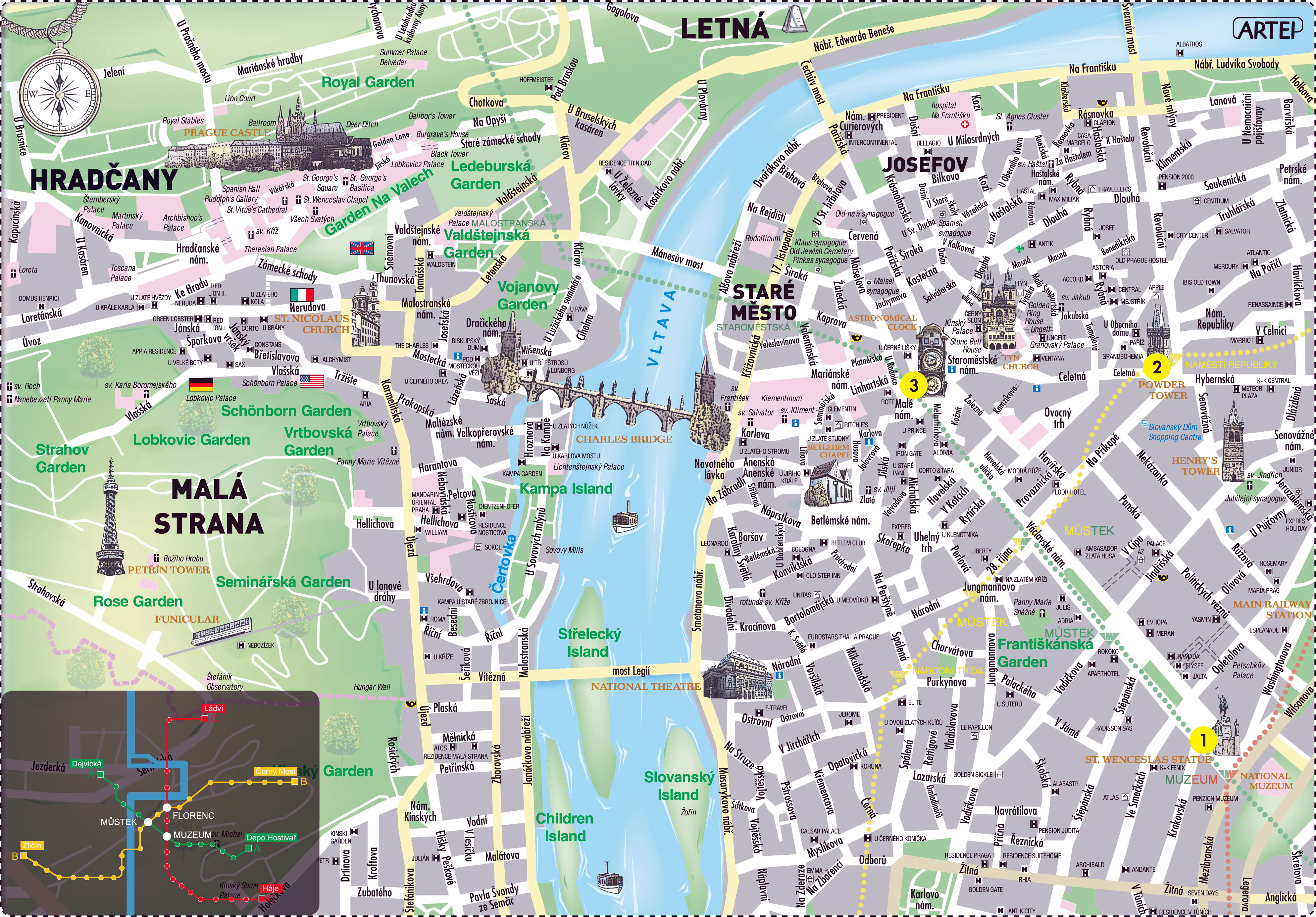 rome walking tour map pdf with Maps Of Prague on Zurich moreover Buses additionally Amsterdam Map additionally London Hotel Map further File Madrid printable tourist attractions map.