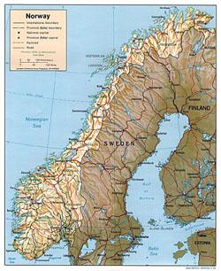 Карты Норвегии | Подробная карта Норвегии на русском языке ... Административная Карта Молдавии